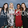 Tierney Sneed, Kimberly Schwandt, Shannon Augustus, Kristin Fisher. Photo by Tony Powell. 2016 WHC Press for the Press Party. April 27, 2016