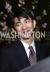 Taka Abe. Photo by Tony Powell. 2016 WHC Press for the Press Party. April 27, 2016
