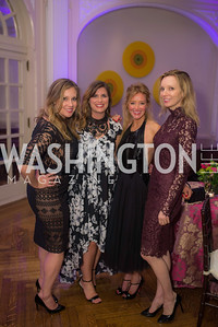 Sarah Flaherty, Caitlin Donahue, Jayne Visser, Kristen Smith