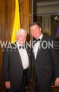Former Senator Chris Dodd (MPAA President), Bill Burlew