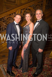 Josh Falzone, Kelly Melick, Rob Melick