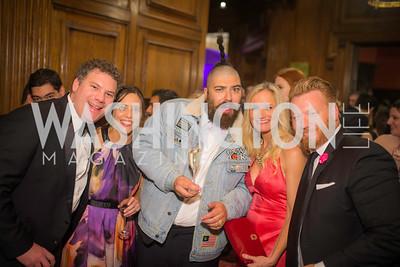Brandon Bortner, Leanne Bortner, Josh Ostrovsky (AKA The Fat Jewish), Julie Donahue, Brian Donahue