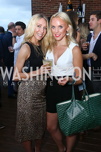 Heather Louise Finch, Adrienne Shostak. Photo by Tony Powell. WL Launch Into Summer. The Graham. June 24, 2016
