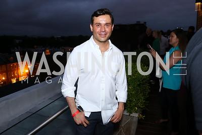 Antonio Alves. Photo by Tony Powell. WL Launch Into Summer. The Graham. June 24, 2016