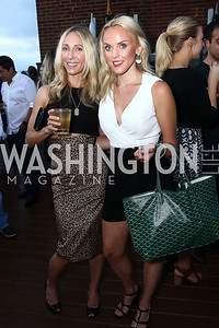 Adrienne Shostak, Heather Louise Finch. Photo by Tony Powell. WL Launch Into Summer. The Graham. June 24, 2016