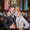 Dan Roberge, Elizabeth Gaither, Washington Ballet Spring Gala, The Bowie Ball, at the Mellon Auditorium, April 29, 2016, photo by Ben Droz.