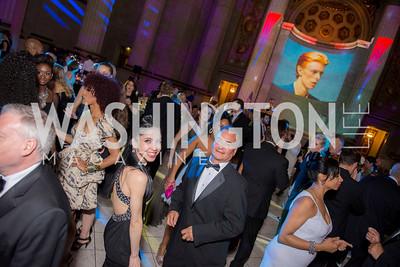 Venus Villa, Fidel Colin, Washington Ballet Spring Gala, The Bowie Ball, at the Mellon Auditorium, April 29, 2016, photo by Ben Droz.