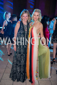 Kay Kendall, Mary Haft, Washington Ballet Spring Gala, The Bowie Ball, at the Mellon Auditorium, April 29, 2016, photo by Ben Droz.
