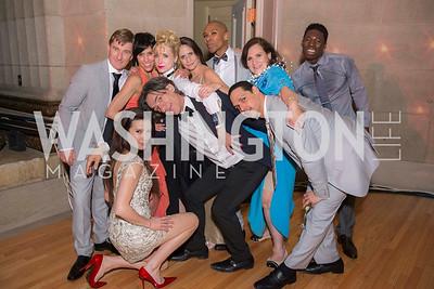 Washington Ballet Spring Gala, The Bowie Ball, at the Mellon Auditorium, April 29, 2016, photo by Ben Droz.