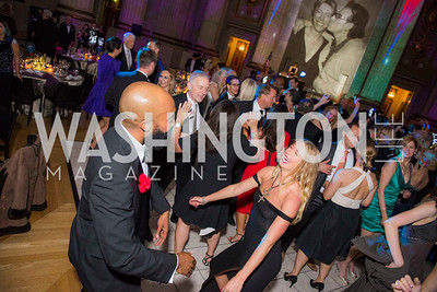 Kevin Lance Murray, Julia Gobin, Washington Ballet Spring Gala, The Bowie Ball, at the Mellon Auditorium, April 29, 2016, photo by Ben Droz.