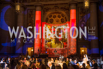 Washington Ballet Spring Gala, The Bowie Ball, at the Mellon Auditorium, April 29, 2016, photo by Ben Droz.