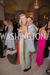 Mary Haft, Luis Torres, Washington Ballet Spring Gala, The Bowie Ball, at the Mellon Auditorium, April 29, 2016, photo by Ben Droz.