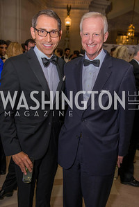 Arthur Espinoza, Jack Evans, Washington Ballet Spring Gala, The Bowie Ball, at the Mellon Auditorium, April 29, 2016, photo by Ben Droz.