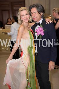 Mary Haft, Septime Webre, Washington Ballet Spring Gala, The Bowie Ball, at the Mellon Auditorium, April 29, 2016, photo by Ben Droz.