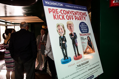 Washington Life Pre-Conventions Kick Off Party