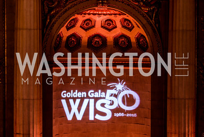 Photo by Erin Schaff. 2016. Washington International School 50th Anniversary Golden Gala. Andrew W. Mellon Auditorium. May 14, 2016.