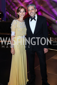 Jacques and Rakel Cohen. Photo by Tony Powell. Watergate Grand Re-Opening. June 14, 2016
