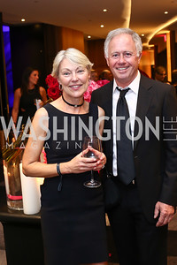 Dana and Jim Gibson. Photo by Tony Powell. Watergate Grand Re-Opening. June 14, 2016