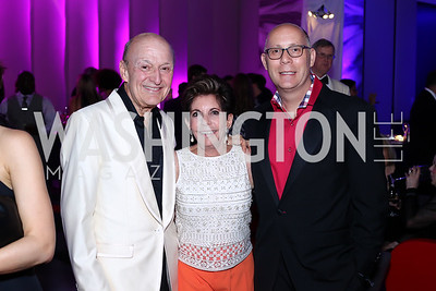 Victor Shargai, Nancy Conrad, Craig Pascal. Photo by Tony Powell. Watergate Grand Re-Opening. June 14, 2016