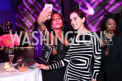 Jennifer Allen, Isabella Parker. Photo by Tony Powell. Watergate Grand Re-Opening. June 14, 2016