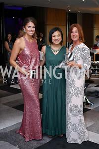 Lauryn Prayed, Abby Jiu, Jodi Moraru. Photo by Tony Powell. Watergate Grand Re-Opening. June 14, 2016