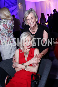 Tandy Dickerson, Ann Marie Lynch. Photo by Tony Powell. Watergate Grand Re-Opening. June 14, 2016