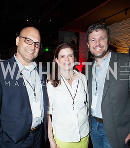 Eric Kasserman, Lori Kasserman, Travis Bright