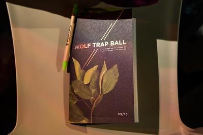 Wolf Trap Ball 2016