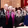 Jim Symington, Sylvia Symington, Lucky Roosevelt, Susan Lehrman. Photo by Tony Powell. Young Artist Joint Concert. Russian Embassy. February 8, 2016