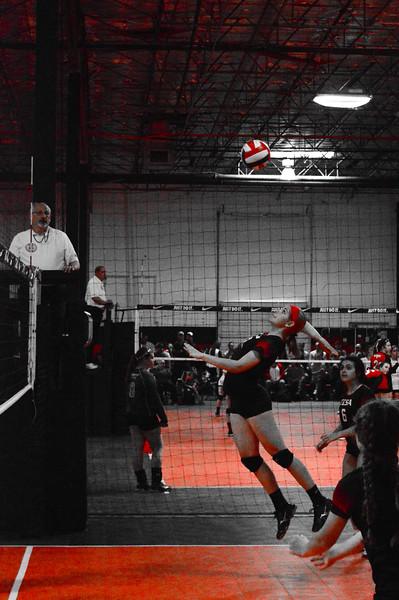 2016 Peace Love Volleyball CCSA 14s Kindra
