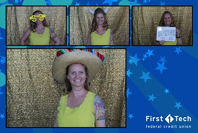 1st Tech Summer Social Photobooth 8.23.2016