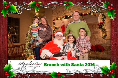 Applecross Brunch with Santa 2016