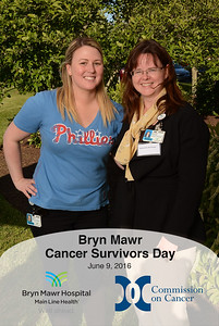 Bryn Mawr Cancer Survivors Day 2016
