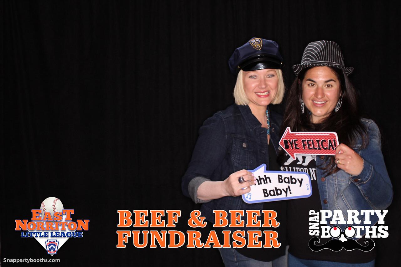 East Norriton Little League Beef & Beer Fundraiser at Elmwood Park Zoo.