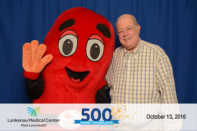 2016 Main Line Health 500 Kidney Transplant Celebration