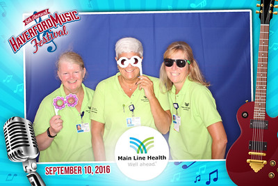 Main Line Health at Haverford Music Fest 2016