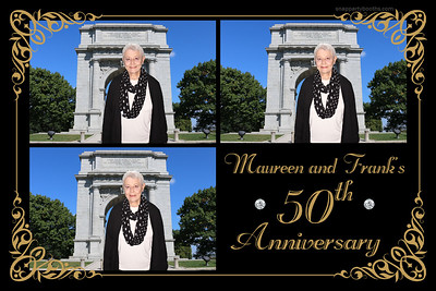 Maureen & Frank Pellegrini 50th Wedding Anniversary 2016