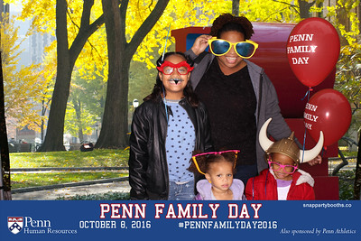 2016 Penn Family Day