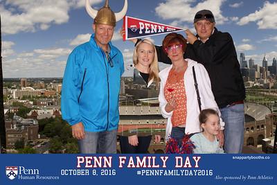 2016 Penn Family Day