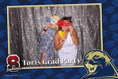 Tori's Grad Party 2016