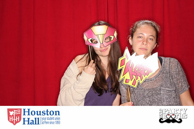 UPenn Finals Week Photo Booth at Houston Hall
