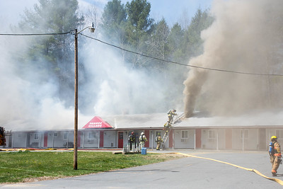 Yankee Village Motel Fire
