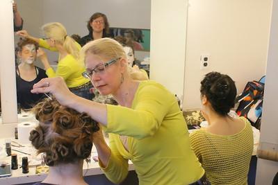 IMG_5831 director Susan Lamontagne works on mason archambeault