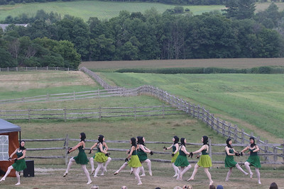 Farm to Ballet perform at Billings Farm and Museum