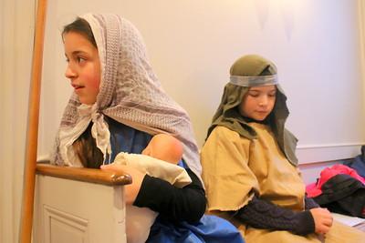 IMG_0093 claudia shoemaker as Mary and finn liland as Joseph