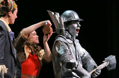 IMG_7739 dorothy  oils the Tinman(ted Krawczyk)