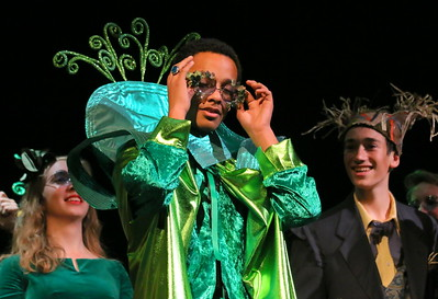 IMG_7891 the Wiz, stephen scherer,,,explains how giving everyone green glasses had given him power