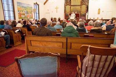 Quechee Community Church Final Service