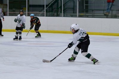 Squirt, Will Coates shoots and scores
