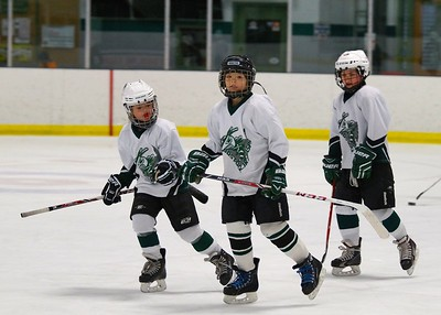 The squirt combo, Hannah Gubbins, Griffin Piconi, and Henry Trimpi, fresh off another goal